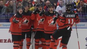 « Un tournoi rempli d'adversité pour le Canada»