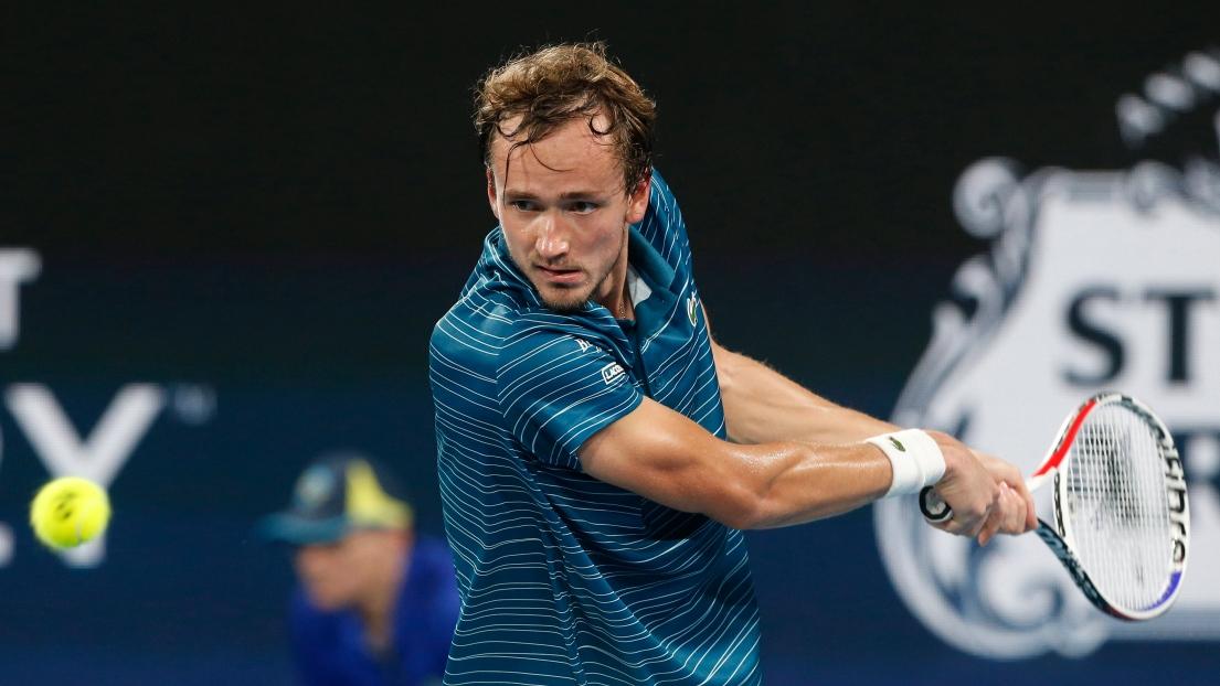 La Russie écarte l'Argentine et se hisse en demi-finales — ATP Cup