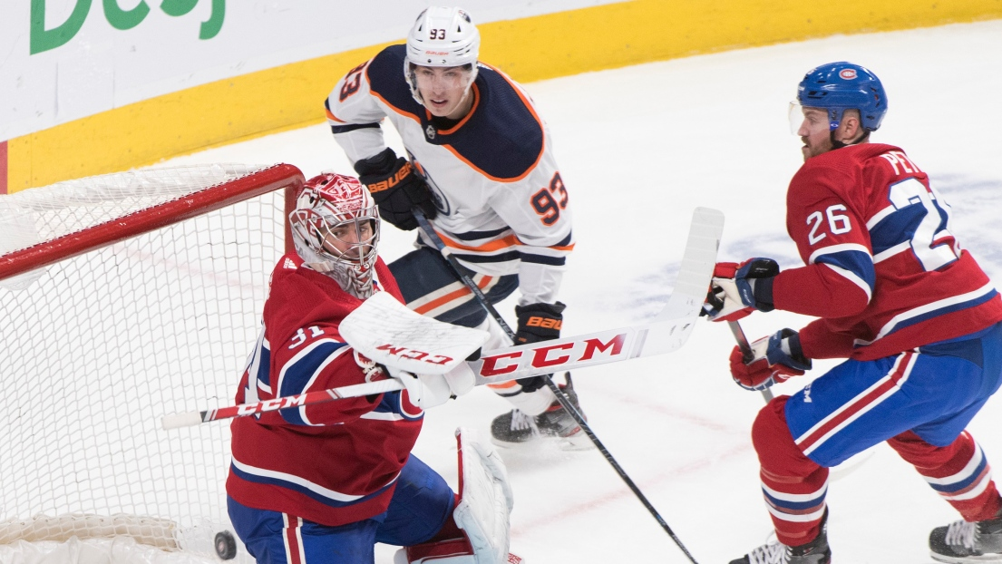 Carey Price et Ryan Nugent-Hopkins