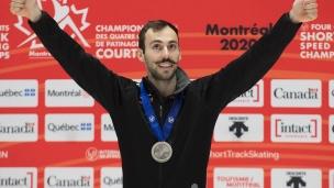 Le Canada fait le plein de médailles d'argent