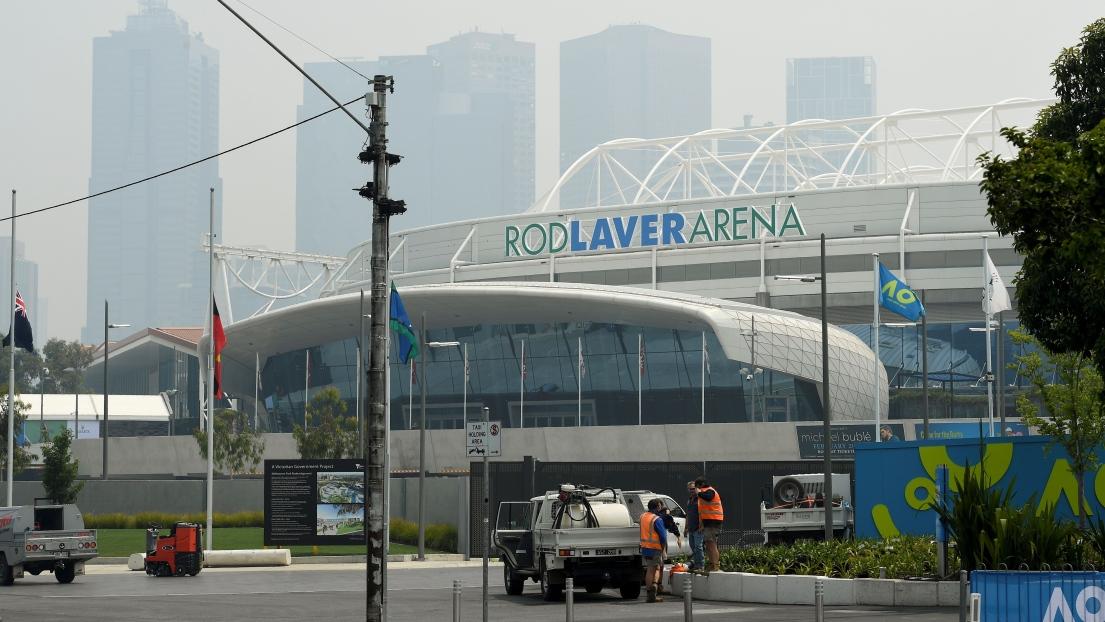 Le Rod Laver Arena