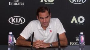 Qualité de l'air : Federer et Nadal rassurants