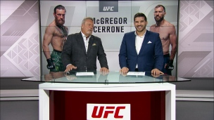 McGregor souligne son retour en grand