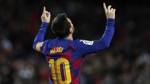 FC Barcelone 1 - Grenade 0