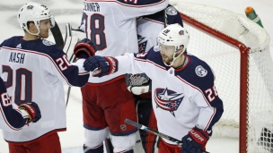 Blue Jackets 2 - Rangers 1