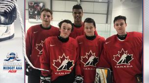 Mission Midget AAA : le Canada bien représenté aux Jeux olympiques de la Jeunesse