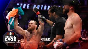 Dans la cage : Conor McGregor retrouve son trône