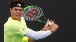 RDS Direct : Raonic gagne le 1er set contre Garin