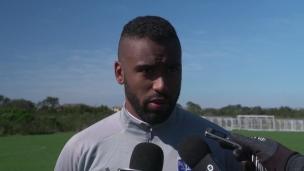 « Je vais profiter de tous les conseils de Thierry Henry »