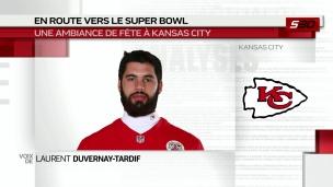 LDT, les yeux rivés sur le Super Bowl