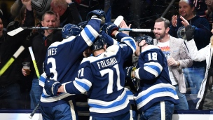 Jets 3 - Blue Jackets 4