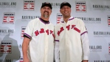 Larry Walker et Derek Jeter