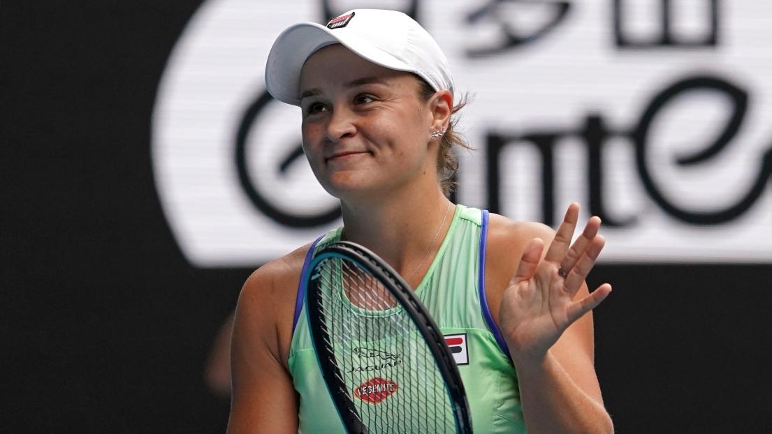 Ashleigh Barty renonce à l'US Open à cause du coronavirus