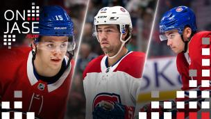 Quel est le top-5 des meilleurs espoirs du Canadien?