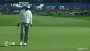 Woods au 17e rang après 2 rondes