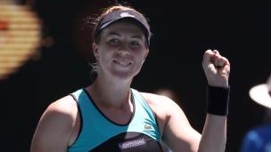 Pliskova est surprise par Pavlyuchenkova