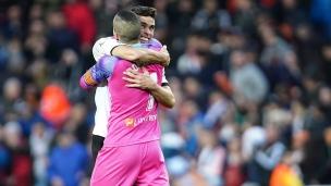 Valence 2 - Fc Barcelone 0