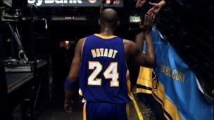 La légendaire carrière de Kobe Bryant