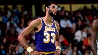 Kareem Abdul-Jabbar autour de 1981