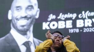 La planète sportive pleure Kobe Bryant