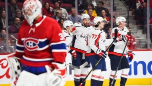 Capitals 4 - Canadiens 2
