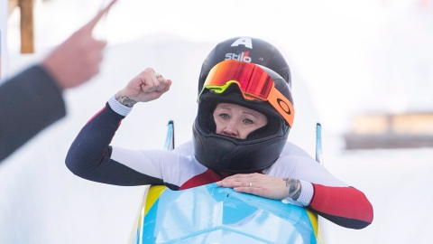 Kaillie Humphries pourrait rater les Jeux de Pékin
