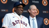 Dusty Baker et Jim Crane