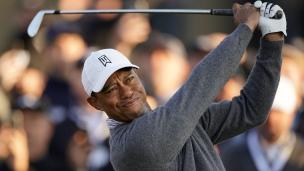 Tiger : 2e ronde de 73 à l'Invitation Genesis