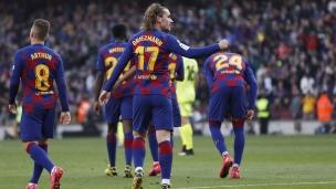 FC Barcelone 2 - Getafe 1