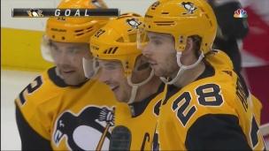 Crosby dégaine et chasse Howard