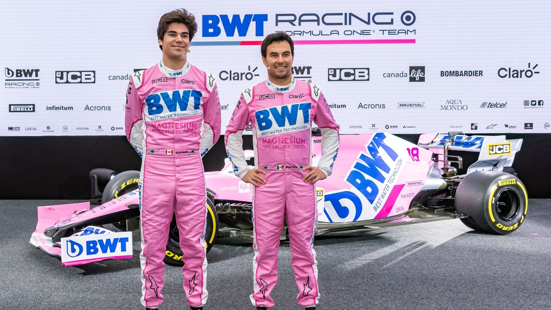 Racing Point vise la quatrième place - Formule 1 - Auto/Moto
