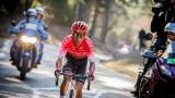 Nairo quintana, vainqueur de la 3e étape du Tour de la Provence, sur les pentes du Mont Ventoux