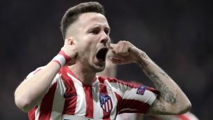 Atlético Madrid 1 - Liverpool 0