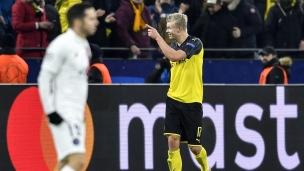 Borussia Dortmund 2 - Paris Saint-Germain 1
