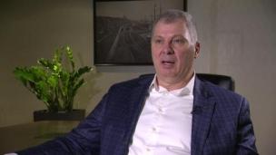 Alouettes : le plus grand défi de Randy Ambrosie