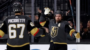 Lightning 3 - Golden Knights 5