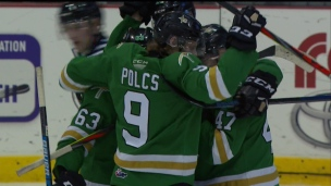 Foreurs 3 - Saguenéens 2 (Prolongation)