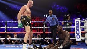 Fury champion du monde WBC