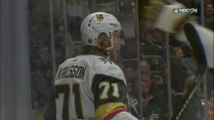 William Karlsson retrouve sa touche