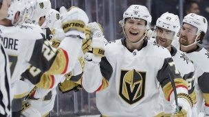 Golden Knights 6 - Ducks 5 (Prolongation)