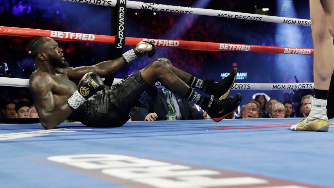 Wilder veut sa revanche contre Fury