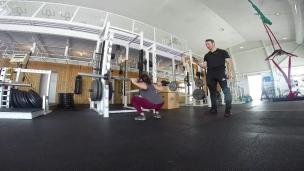 Le travail en musculation pour les triathlètes et les cyclistes