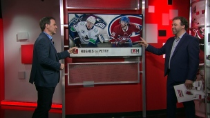 L'adversaire : Canucks-Canadiens