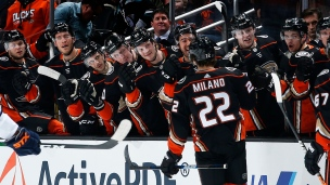 Oilers 3 - Ducks 4 (Prolongation)