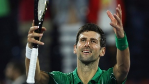 Novak Djokovic toujours parfait en 2020