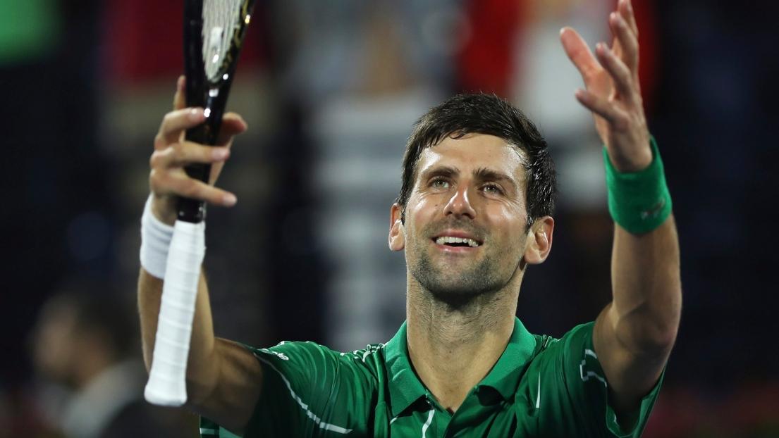 Monfils frôle l'exploit face à Djokovic en demi-finale à Dubaï