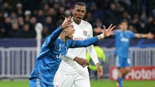 Lyon 1 - Juventus 0