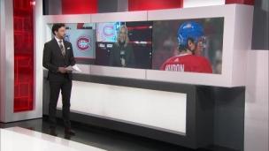 Hudon en renfort ; Drouin sur la touche face aux Rangers