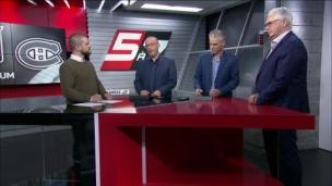 Le Forum : Hudon peut-il rester à Montréal... pour de bon?