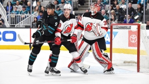 Devils 2 - Sharks 3 (Prolongation)